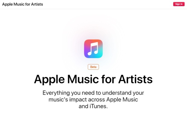 applemusicforartists